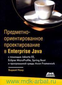 Предметно-ориентированное проектирование в Enterprise Java с помощью Jakarta EE, Eclipse MicroProfile, Spring Boot и программной среды Axon Framework