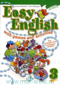 Easy English 3 : with Games and Activities : for Grammar and Vocabulary Revision