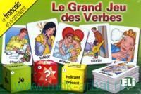 Le Grand Jeu des Verbes : Le francais en s`amusant : A1