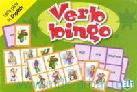Verb Bingo : Let`s play in English : Level A2-B1