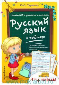 Русский язык в таблицах и схемах : 1-4-й классы : справочное пособие