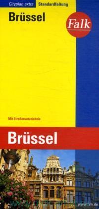 Brussel = Brussels = Bruxelles : Cityplan Extra