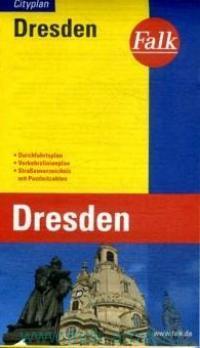 Dresden : Cityplan