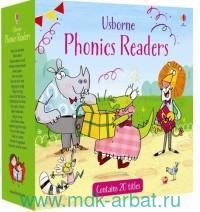 Usborne Phonics Readers : Contains 20 Titles