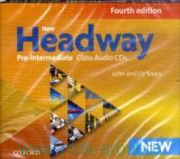 New Headway. Pre-Intermediate : Class Audio CD`s