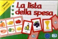 La lista della spesa : L'italiano giocando : Livello A1-A2