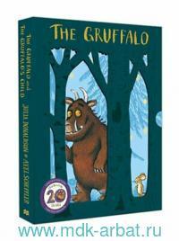 The Gruffalo and the Gruffalo's Child : 2 Books