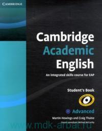 Cambridge Academic English : An integrated skills course for EAP : Advanced C1 : Student's Book