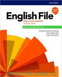 English File : Upper-Intermediate : Student's Book : With Online Practice