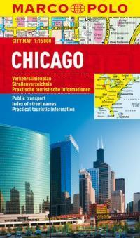 Chicago : City Map : M 1:15 000
