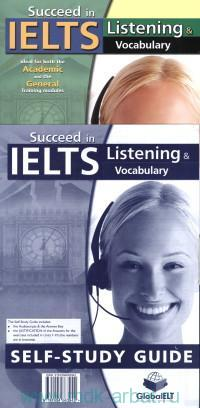 Succeed in IELTS : Listening & Vocabulary : Student's Book