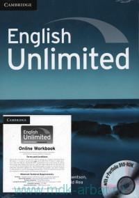 English Unlimited. A2 : Elementary : Coursebook with e-Portfolio