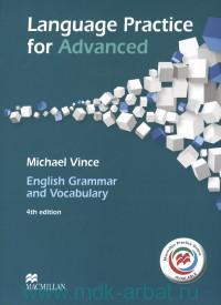 Language Practice for Advanced : English Grammar and Vocabulary : Macmillan Practice Online