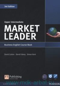 Market Leader : Upper Intermediate : B2-C1 : Business English Course Book