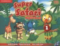 Super Safari 1 : Pupil's Book