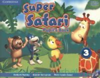 Super Safari 3 : Pupil's Book