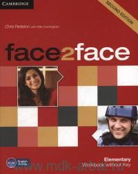 Face2Face : Elementary : Workbook without Key A1-A2