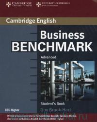 Cambridge English : Business Benchmark : Advanced : Student`s Book