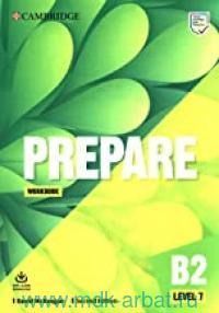 Prepare. Level 7 : Workbook : With Audio Download : B2