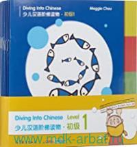 Diving Into Chinese : Set of 10 Books