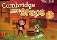 Cambridge Little Steps 1 : Activity Book