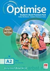 Optimise A2 Key for Schools : Student's Book Premium Pack : Student's Resourse Centre : Online Workbook
