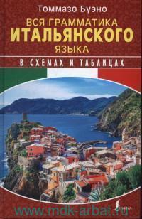 Все грамматика итальянского языка в схемах и таблицах