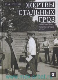 Жертвы стальных гроз : пленные и погибшие генералы Российской императорской армии, 1914-1917