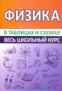 Физика. Весь школьный курс в таблицах и схемах