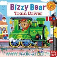 Bizzy Bear. Train Driver