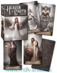 Таро Небо и Земля : 78 карт и книга : AV264