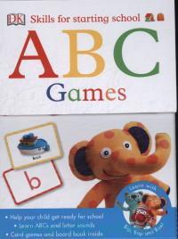 ABC Games : Skills for Starting School