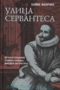 Улица Сервантеса : история создания главного романа мировой литературы