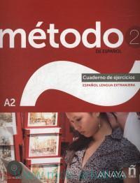 Metodo 2 de Espanol : A2 : Cuaderno de ejercicios : espanol lengua extranjera