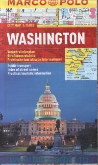 Washington : M 1:2 000 000 : City Maps