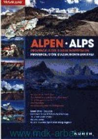 Alpen / Provence / Cote D'Azur / Norditalien = Alps / Alpen / Provence / Cote D'Azur / Northern Italy : M 1:300000