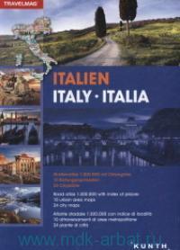 Italien = Italy = Italia : M 1:300000