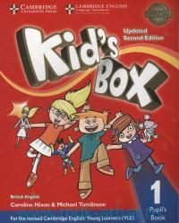 Kid's Box 1 : Pupil's Book