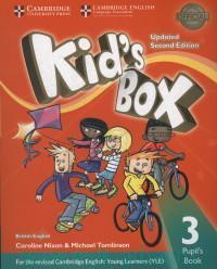 Kid's Box 3 : Pupil's Book : British English