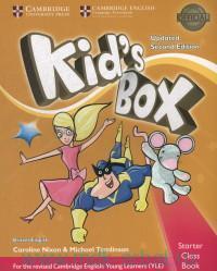 Kid's Box : Starter Class Book