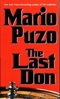 The Last Don : a Novel