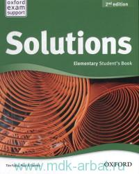 Solutions : Elementary : Student's Book
