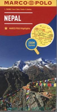 Nepal : M 1:750000