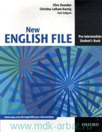 New English File : Pre-Intermediate : Student`s Book