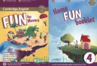 Cambridge English Fun for Movers : Student's Book : With Online Activities
