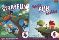 Storyfun 4 : Student's Book : With Online Activities