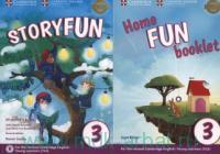 Storyfun 3 : Student's Book : With Online Activities