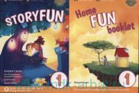 Storyfun 1 : Student's Book : With Online Activities