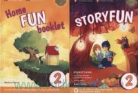 Storyfun 2 : Student's Book : With Online Activities