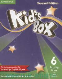Kid's Box 6 : Activity Book with Online Resources